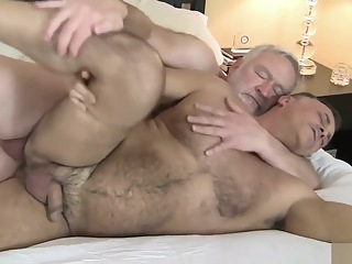 TRAILER O4M Bishop fucked Giovanni daddy hd group sex