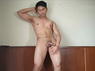 Thai Mode Golf Satit gay solo male twink