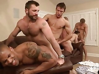 The Engagement (P2) daddy group sex latino