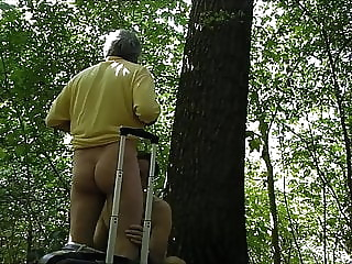 DZIADKI W LESIE 80 blowjob (gay) daddy (gay) old+young (gay)