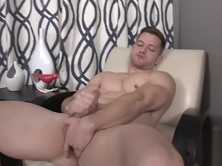 Deacon plays with his big cock solo - Sean Cody 5:31 2019-04-24