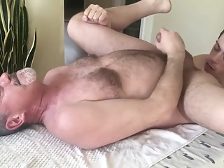 cogida daddy big cock hd