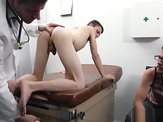 homo gay sex boy movieture xxx Doctor's Office Visit massage hd fetish