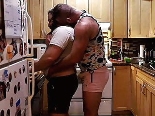 Daddy Bears Fucking in the Kitchen 10:10 2021-01-08